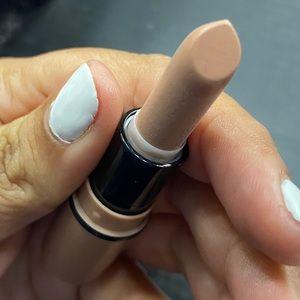 MAC mini lipstick lustre warm welcome